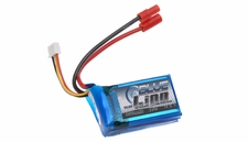 Blue LiPo 3-Cell 950mAh 3S1P 11.1v 15C LiPoly Battery w/ 3.5 Banana connector
