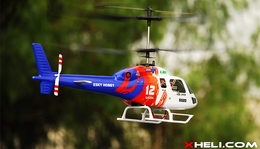 2.4Ghz 4-Channel Esky Big Coco Lama RC Helicopter for Outdoor RC Flying