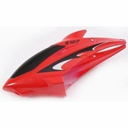 Red Head Cover 56P-S107-01-Red