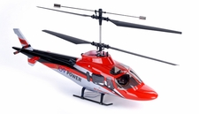 4-CH Dynam Vortex 370 V2 Co-Axial    Helicopter 2.4G RTF RC Remote Control Radio
