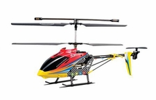 Syma S31 Metal Eagle  3 Channel Helicopter 2.4Ghz (Red) RC Remote Control Radio