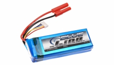 Blue LiPo 4-Cell 1800mAh 4S1P 14.8v 20C LiPoly Battery