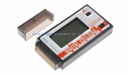 CellDIAG X6.5 Digital Battery Voltage Meter for Li-Po/Li-Ion/Li-Fe batteries