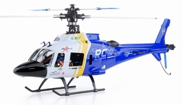 2.4GHz Belt-CP-CX450 Electric  Helicopter 100% RTF (Blue) RC Remote Control Radio