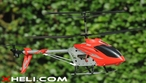 Syma S031 3 Channel Huge Size Outdoor RTF Remote Control Helicopter w/ Gyroscope (Red)