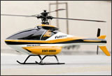 F3C Scale cabin ???yellow??(724*108*134mm\150-170g) EK4-0065Y