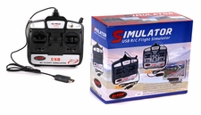 RC Tech 6 CH Flight Simulator Kit  60P-DYU-1002-Simulator