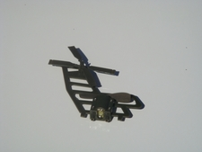 TAIL ROTOR RACK 9088-24 67P-Part-9088-24