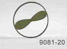 TAIL BLADE 9081-20 67P-Part-9081-20