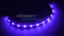 HobbyPartz Purple 60 LED Lights 79P-10202