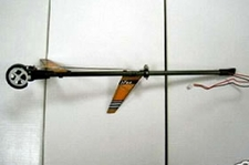 Syma 900B Dragonfly II RC Helicopter Tail Boom + Tail Motor Combo Set 56P-Parts-900B-TailBoomSet
