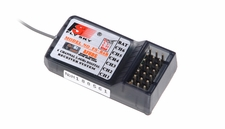FlySky 2.4G 6-Channel Receiver (R6B) for FlySky flight systems