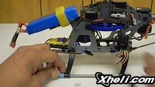 How to build a 450-Size electric R/C Helicopter Tutorial Guide