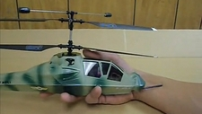 Esky Co-Comanche Co-Axial RC Helicopter * Beginners Guide 1