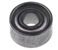 bearing 4x1.5x2mm    (Compatible with Toysrus Fast Lane 3.5CH RC Jaw Breaker Helicopter) 56P-s032-17