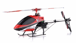 Walkera HM V120D02 Smallest Flybarless 2.4Ghz Ready to Fly Helicopter w/ Auto Stabilizing Gyro