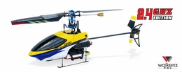New 4 CH 2.4GHz Walkera CB100 Radio Control Electric RC Helicopter RTF�w/ Brushless Main & Tail Motors