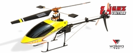 WALKERA 4#6 4CH Metal Upgrade Brushless Helicopter RTF - 2.4GHz