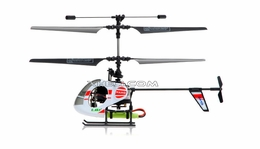 Eskyheli 002648 Aaa 10 White Rtf on remote control micro helicopter
