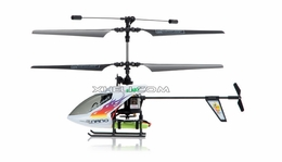 New Esky 2.4G Nano RTF 4 Channel Mini Helicopter (B) White RC Remote Control Radio