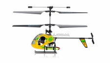 New Esky 2.4G Nano RTF 4 Channel Mini Helicopter (A) Yellow RC Remote Control Radio