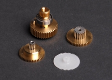 DMP072 Metal Servo Gear Parts-DMP072-ServoGears