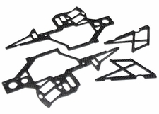 CARBON FRAME SET HP450-U006