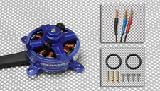 New Exceed RC Legend Motor 2204-1700Kv for Light Weight Planes & Small Quads 86MC210-2204-1700Kv