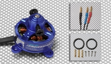 New Exceed RC Legend Motor 1804-2250Kv for Light Weight Planes & Small Quads 86MC204-1804-2250Kv