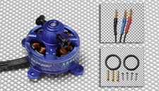 New Exceed RC Legend Motor 1805-2000Kv for Light Weight Planes & Small Quads 86MC205-1805-2000Kv