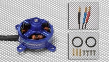 New Exceed RC Legend Motor 2004-2000Kv for Light Weight Planes & Small Quads 86MC207-2004-2000Kv