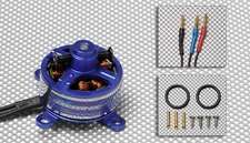 New Exceed RC Legend Motor 2008-2000Kv for Light Weight Planes & Small Quads 86MC209-2008-2000Kv