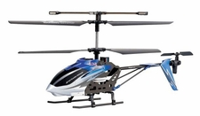 Syma S32 Metal Lightning  3 Channel Helicopter 2.4Ghz w/ Gyro (Blue) RC Remote Control Radio