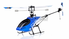 New Art-Tech 4-CH FireFox RC Remote Control Helicopter 2.4Ghz (Blue) RTF