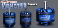 Monster Power Brushless Series (.10 - 1.60)