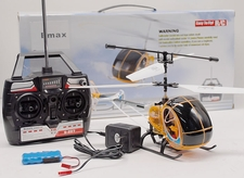 The Flier 2 Channel R/C Remote Control RTF Helicopter