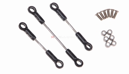Servo Pushrod Set EK-002805