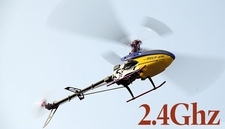 2.4Ghz Esky Belt CP 450 Carbon Edition V2 Fully Loaded Metal Head, carbon fiber frame and blades, brushless motor, ESC, lipo battery and head-lock gyro