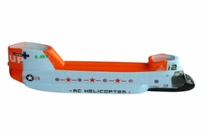 scale fuselage (Orange) EK-002477