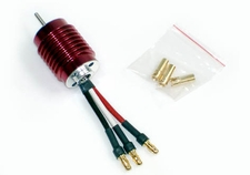 B20-30-26S Hacker-Compatiable 3600 KV/RPM Inrunner Brushless Motor Brushless_B20-30-26S