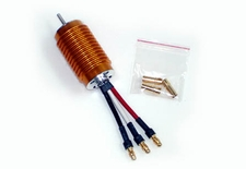B20-40-12L Hacker-Compatiable 4800 RPM/Kv Inrunner Brushless Motor Brushless_B20-40-12L