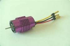 OK-BS2835-D (380S) In Runner Brushless Motor 2200 KV BrushlessMotor_B28-35-D