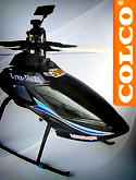 Colco Co-Axial RC Helicopters