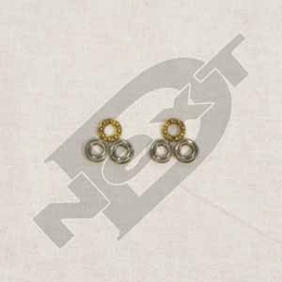 Curtis Youngblood Thrust Bearing 4x9x4mm ND-YR-AS001