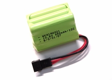 Version 1 Eagle50/Walkera 22E battery (HM-22E-Z-34) 10.8v 650mAh 10C Battery-108v-650mah10c