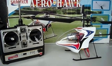 Smartech AeroHawk RC Helicopter Replacement Parts