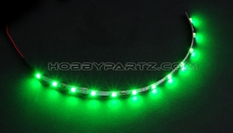 HobbyPartz Green 12 LED Lights 79P-10198