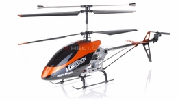 "Double Horse 26"" 9053 Newest 3 Channel Outdoor Volitation Metal  Helicopter w/ Built in Gyro RC Remote Control Radio"