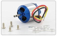 400DH Outrunner RC Brushless Motor for Electric RC Helicopter 3500 RPM BrushlessMotor_400DH
