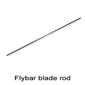 Flybar Blade Rod for Exceed RC Falcon 40, Walkera DragonFly 4-Ch RC Helicopter 50H01-18